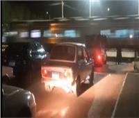 إصابة عامل في تصادم سيارة بعربة كارو بـ«المنيا»