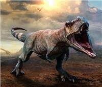 دراسة تكشف تاريخ الديناصور الطاغية