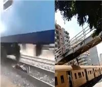وزير النقل عن شاب نام تحت القطار: «مش هنسيبه» | فيديو