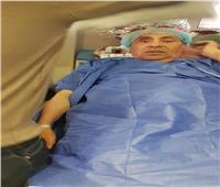 مبروك عطية في أول فيديو بعد إجراء عملية جراحية: «احمد ربنا يا مغفل».. «فيديو»