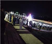 «رئيسة طهطا» تنفي منع أهالي الخذاندرية نقل جنازة متوفى عبر العبارة النهرية