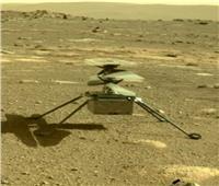 المروحية «انجوينتي» تنطلق في أول رحلة جوية إلى المريخ.. غدا