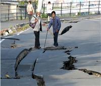 هزة أرضية بقوة 5.8 درجة تضرب اليابان