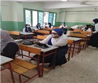 بدء إجراء إمتحان أول بروفة للإمتحان التجريبي للثانوية العامة