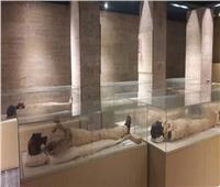 مواعيد فتح المتحف القومي للحضارة في رمضان| فيديو