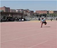طالب بـ«تكنولوجيا حلوان» يحصد ذهبية في بطولة الجامعات المصرية