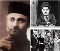 سر حزن تشارلي شابلن.. وانشائه مؤسسة لمساعدة الأطفال الأرمن خلال الحرب