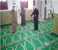 «الأوقاف» تواصل حملتها لتعقيم مساجد الجمهورية خلال رمضان | صور