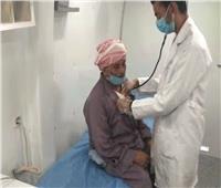 انطلاق عمل القوافل الطبية حياة كريمة بمدينة الفرافرة