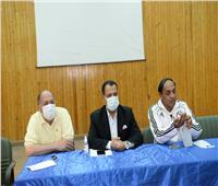 «مناقشة قضية سد النهضة»في ندوة بمعسكر طلابي بجامعة أسيوط