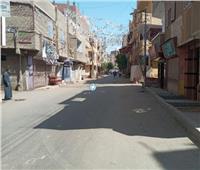 انتهاء رصف شوارع الترعة وبنى إدريس ومصرف مهنى بالقوصيةفى أسيوط