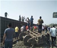 الصحة: إصابة 97 مواطنًا في حادث قطار طوخ.. والوزيرة تتوجه للقليوبية