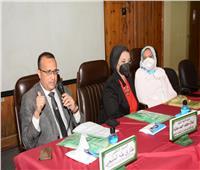 انطلاق البرنامج التأهيلي  للأطباء الجددبجامعة أسيوط