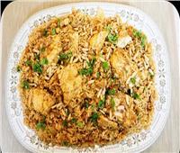 طبخة رمضان | كبسة السمك «الفيليه» بالمكسرات والكزبرة الخضراء