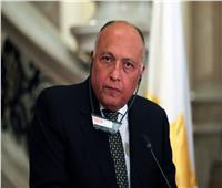 وزير الخارجية ونظيره اليوناني يعربان عن تقديرهما للشراكة الراسخة بين البلدين