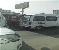 «عفاريت الأسفلت» يستغلون حادث القطار ويرفعون الأجرة