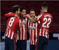 أتلتيكو مدريد يسحق إيبار بخماسية ويؤمن صدارة الليجا الإسبانية