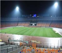إجراءات أمنية مشددة باستاد القاهرة قبل مباراة القمة بين الأهلي والزمالك