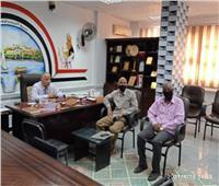 «تعليم أسوان» يستعد لامتحانات الشهادة الإعدادية