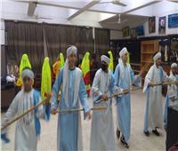 قصر ثقافة أحمد بهاء الدين يحتفل بشهر رمضان