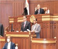 «الشيوخ» يقر ٤٥ مادة من مشروع قانون نقابة المهندسين