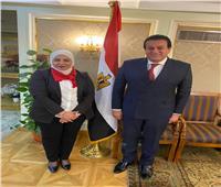 وزير التعليم العالي ضيف إفطار الشرق الأوسط «الإثنين»