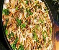 مطبخ رمضان   فتة الدجاج بالزبادي