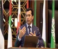 وزير الرياضة ينعي وفاة اللواء سامح مباشر