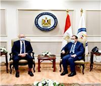 مباحثات مصرية كندية في مجالات البترول والغاز والتعدين