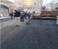 محافظ الفيوم: الانتهاء من تنفيذ 8 مشروعات لرصف الطرق بمركز سنورس