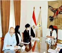 وزيرة الثقافة: مشروعات فنية وثقافية في مبادرة حياة كريمة