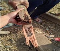 هل «الوصلة الخشبية» وراء حادث قطار طوخ؟ «السكة الحديد» تجيب