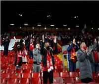 جماهير «آنفيلد» تحتج لانضمام ليفربول إلى «دوري السوبر الأوروبي»