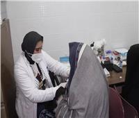 قافلة جامعة الإسكندرية للعيون تنهي أعمالها بواحة سيوة