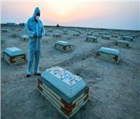 وفيات فيروس كورونا في العراق تتجاوز الـ«15 ألفًا»