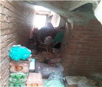 ضبط أغذية فاسدة وتحرير 29 محضرا متنوعا في بني سويف