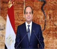 العاهل الأردني يعزي الرئيس السيسي في ضحايا حادث قطار طوخ بالقليوبية