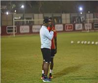موسيماني يعقد جلسات منفردة مع ديانج ولاعبي الفريق