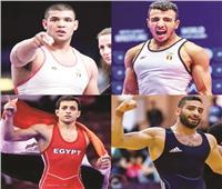 تقرير  استغاثة 4 مصارعين قبل الأولمبياد