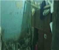 النيابة تحقق في سقوط سقف على ربة منزل في القليوبية