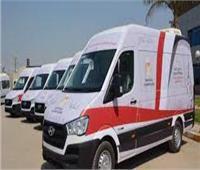 التخطيط تبدأ تسليم 12 سيارة تكنولوجية متنقلة لـ«التنمية المحلية»