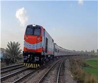 حركة القطارات| «السكة الحديد» تعلن التأخيرات على خط «القاهرة- الإسكندرية»