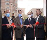 جامعة أسيوط تفتتح صالات مجمع الإسكواشبعد تطويرها ورفع كفاءتها