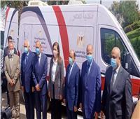محافظ القاهرة: عربات المراكز التكنولوجي هدفها تسهيل الإجراءات على المواطنين