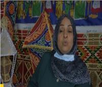 بهية.. أشهر «حدادة» في الإسكندرية احترفت صناعة الفوانيس  فيديو