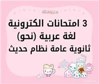 لطلاب ثالثة ثانوي.. تحميل امتحان اللغتين العربية والإنجليزية