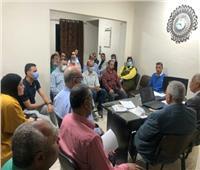 «حماة الوطن» ينظم برنامجًا تدريبيًا لإعداد الشباب للمحليات