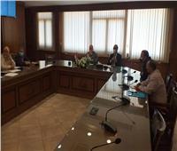 نائب محافظ الجيزة يعقد أجتماعًا مع اللجنه المشكلة لمراجعة تراخيص البناء