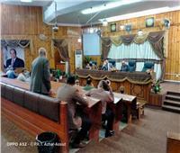 جامعة الأزهر فرع أسيوط تجتمع بأساتذة كلية أصول الدين