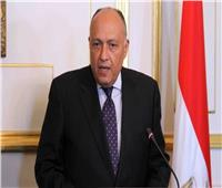 وزير الخارجية يسلم رسالة من السيسي إلى رئيس الكونغو الديمقراطية